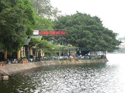 nhà hàng bánh tôm Hồ Tây vẫn là một địa chỉ được ưu ái lựa chọn đến thưởng thức ẩm thực và cả cảnh sắc thiên nhiên tươi đẹp của Hà Nội.