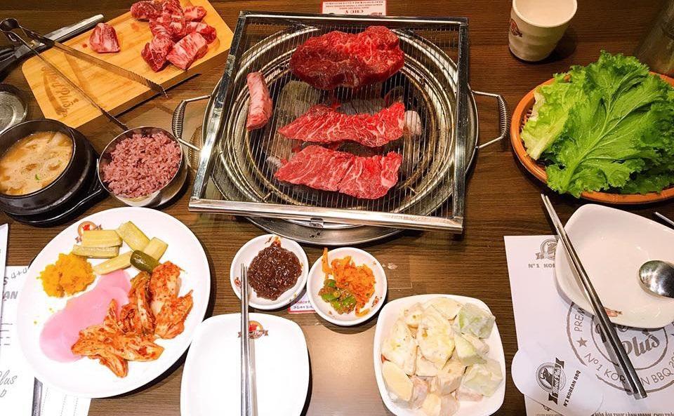 Là nhà hàng nổi tiếng với sức chứa lớn, năng lực phục vụ lên tới 500 khách, menu của Meat Plus Hồ tây có nhiều món đặc sắc