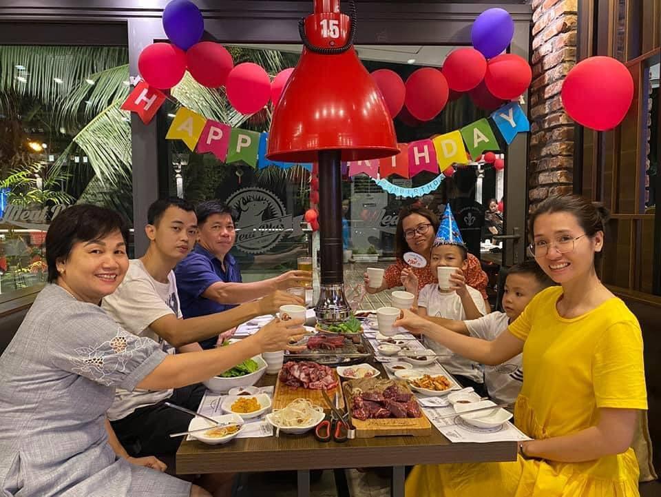 Meat Plus Hồ Tây - địa điểm lý tưởng cho những buổi tiệc sinh nhật