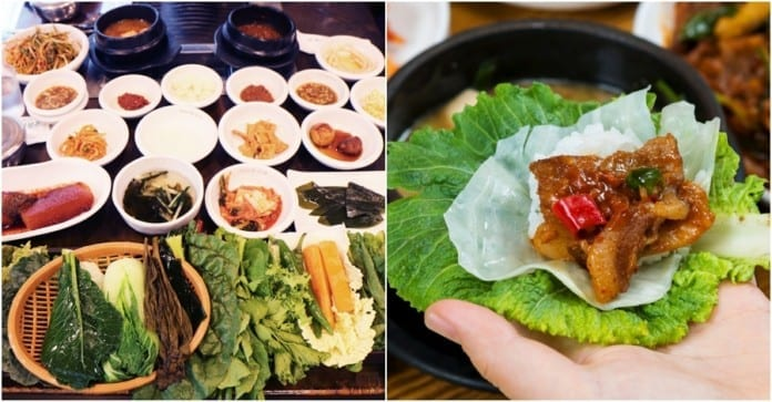 Cải xoăn Chonga Hàn Quốc hay còn gọi là cải mù tạt là loại rau nổi tiếng thường dùng để cuốn thịt nướng