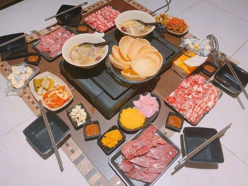 Set nướng của Meat Plus Hồ Tây được ship đảm bảo 5K, tuân thủ các yêu cầu nghiêm ngặt.